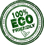 100% ECO Friendly